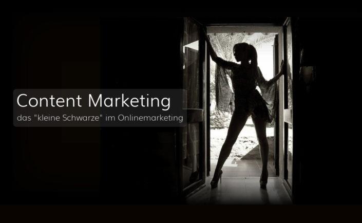 Einsatz von Content im Onlinemarketing