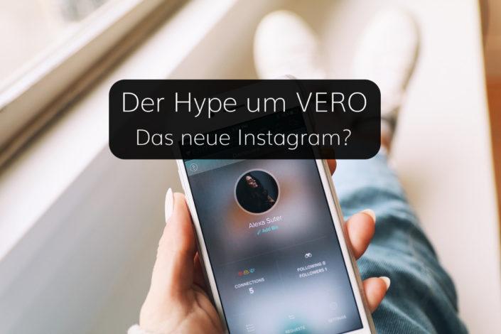 Kann VERO im Marketing mit Instagram, Facebook und Co. mithalten?