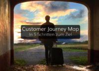 Customer Journey Map in 5 Schritten erstellen