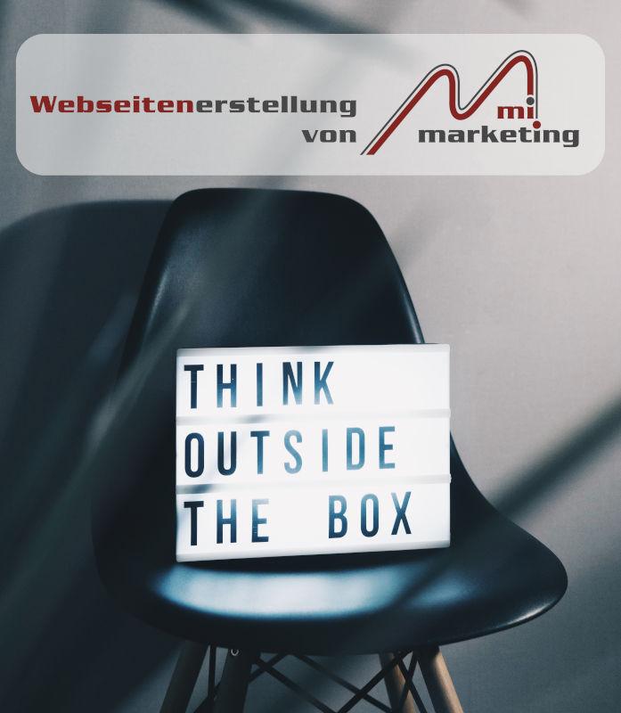 Webseitenerstellung von mi-marketing