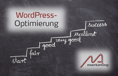 WordPress-Systeme optimieren lassen