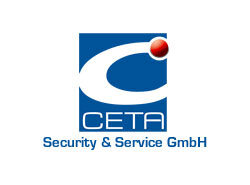 Logo CETA Security & Service GmbH